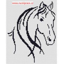 Cross stitch, patterns - horse