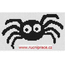 Free cross stitch - spider