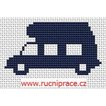 recreational vehicle cross stitch