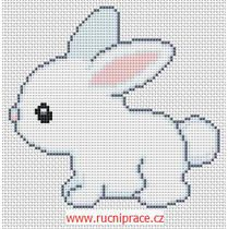 Bunny, cross stitch, pattern
